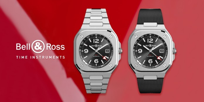 Bell and Ross BR05 GMT
