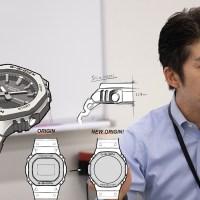 Junichi Izumi เบื้องหลังความสำเร็จของ CASIO G-Shock GA-2100