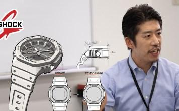 Junichi Izumi CASIO G-Shock GA-2100