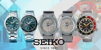Seiko Central International Watch Fair 2021