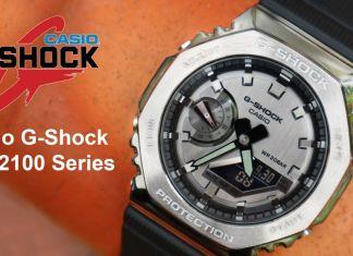 Casio G-Shock GM-2100 Series