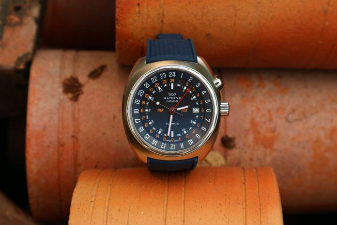 Glycine Airman SST-12 GMT