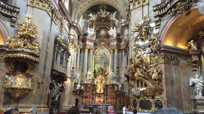 ウィーン・ペーター教会