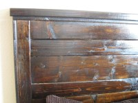 Ana White | Reclaimed Wood Headboard - DIY Projects