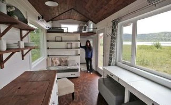 Ana White Quartz Tiny House Free Tiny House Plans