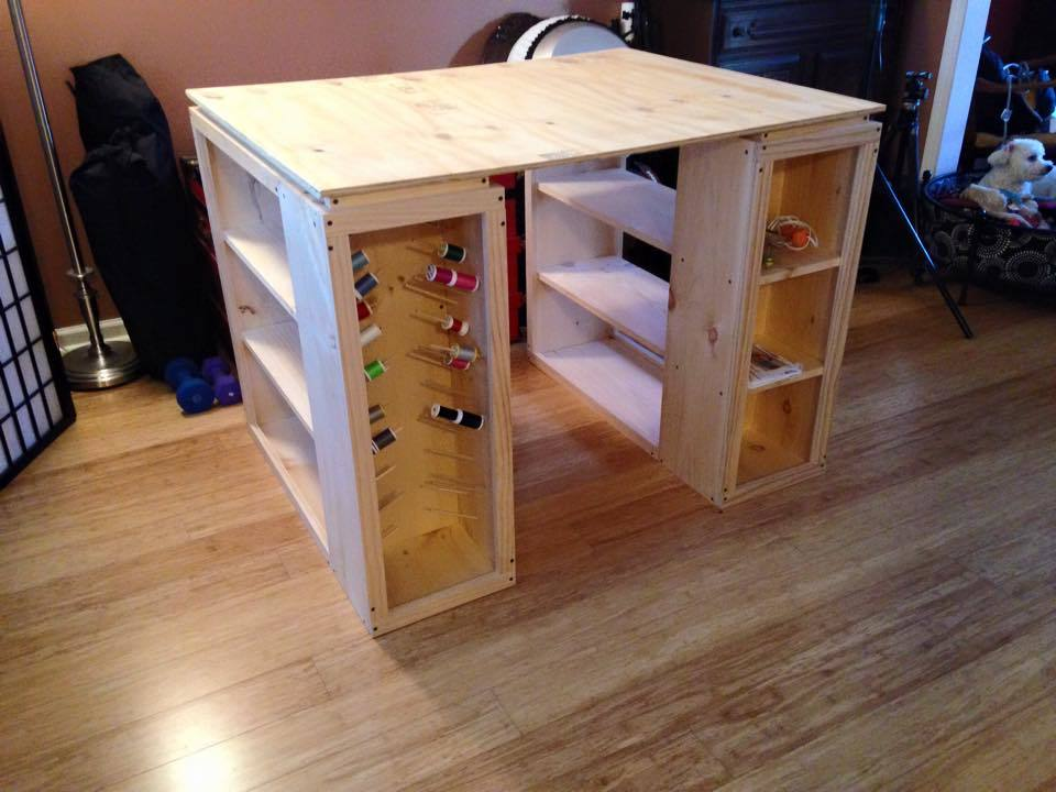 Ana White Craft Table DIY Projects