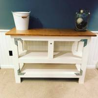 Ana White   Kitchen prep table - DIY Projects
