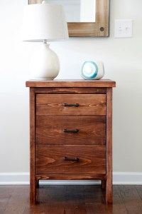 Ana White | Chest of Drawers from old work bench - DIY ...