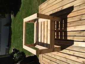 Ana White Modified Version Of 2x4 Outdoor Sofa - Diy
