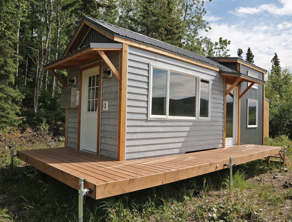 Ana White  Quartz Tiny House  Free Tiny House Plans