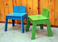 Ana White | Thumb Chair - DIY Projects