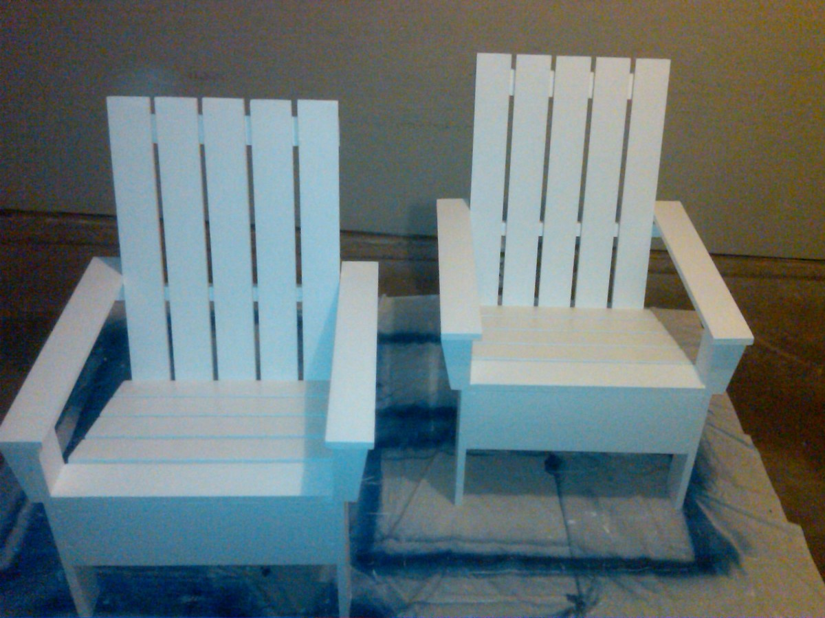 adirondack chair diy ana white circle lounge chairs projects