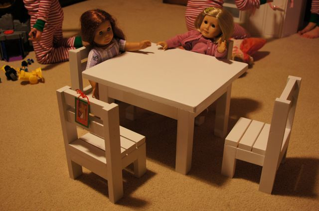 Wooden 18 Doll Furniture Patterns Free PDF Plans