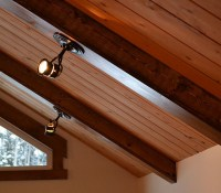 Lights On Ceiling Beams - New Blog Wallpapers