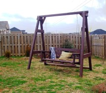 Ana White Swing Set - Diy Projects
