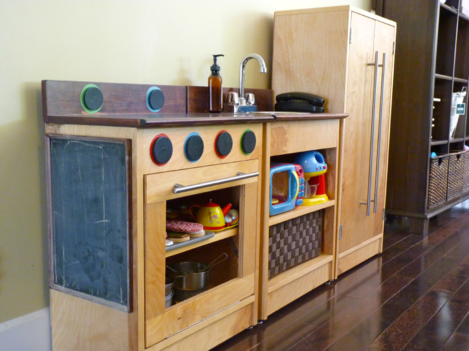 Ana White  Jacks Play Kitchen  DIY Projects
