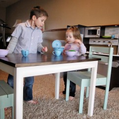 Play Table And Chairs Anna Chair Slipcover Ana White Diy Projects