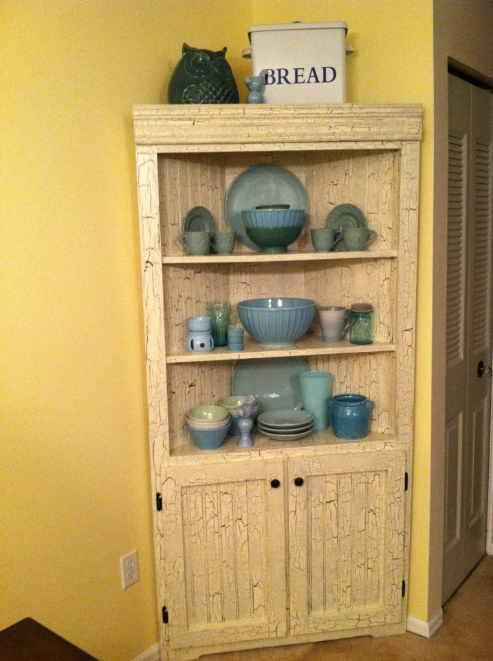 Corner Hutch Cabinet For Dining Room