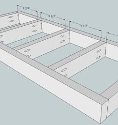 wood flower box diagram [ 1282 x 720 Pixel ]