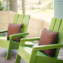 Adirondack Chair Diy Ana White Covers For Dining Room Backs Modern Chairs Projects