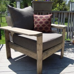 How To Make A Wooden Beach Chair Lazy Boy Office Canada Ana White Deck Diy Projects