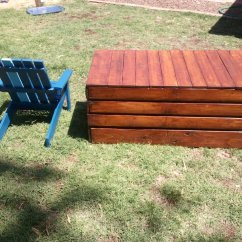 Easy Adirondack Chair Plans Leather Office Ana White | Pallet Projects Complete :) - Diy