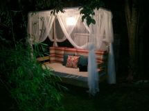 Ana White Outdoor Canopy Daybed - Diy Projects
