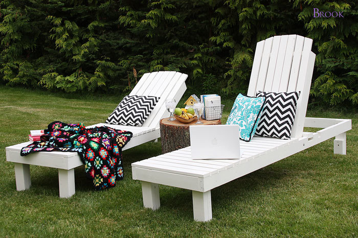 wooden lounge chair plans graco girl high ana white 35 wood chaise lounges diy projects make outdoor for free step by from com