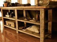 Ana White | console table - DIY Projects