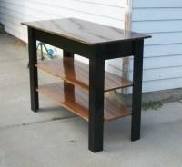 Ana White   Farmhouse Kitchen Table - DIY Projects