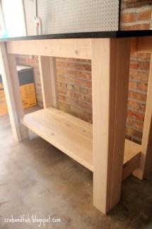 DIY Work Bench Plans