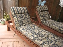 Ana White Chaise Lounges - Diy Projects