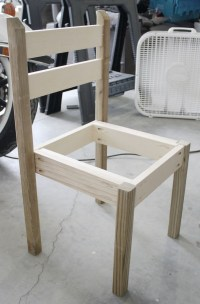 Ana White | Kiddie Chairs - DIY Projects