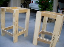 Ana White Tryed Side Table- Pallet Redux - Diy Projects