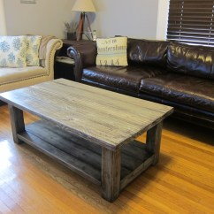 Diy Living Room Furniture Plans Mission Style Ana White Rustic X Coffee Table Projects