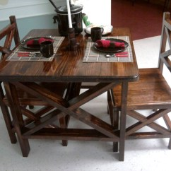 Diy Dining Room Chairs Plans Oversized Lounge Chair Ana White Rustic X Table And Projects