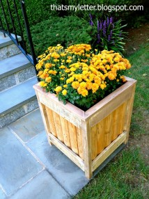 Ana White Outdoor Planter - Diy Projects