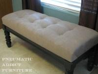 Diy Upholstered Bench Seat | www.pixshark.com - Images ...