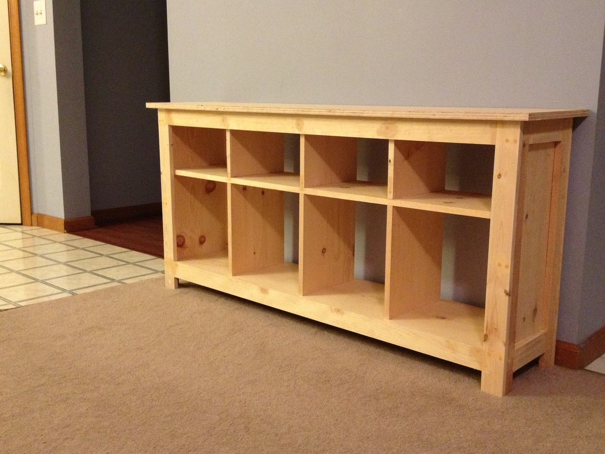 ana white sofa table xl throws diy projects