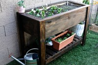 Ana White | Raised Planter Box - DIY Projects