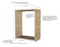 Build A Pantry Cabinet | Decodir