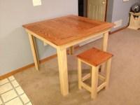 Diy Bar Table Plans | www.pixshark.com - Images Galleries ...