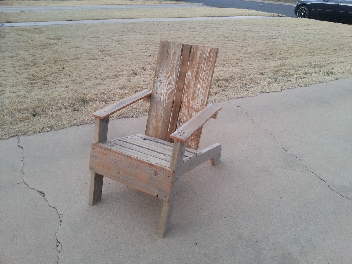 2 x 4 adirondack chair plans wingback chairs johannesburg ana white modified diy projects