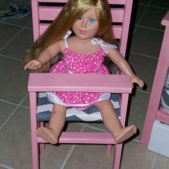 American Girl High Chair Kid Lounge Outdoor Ana White Doll Diy Projects