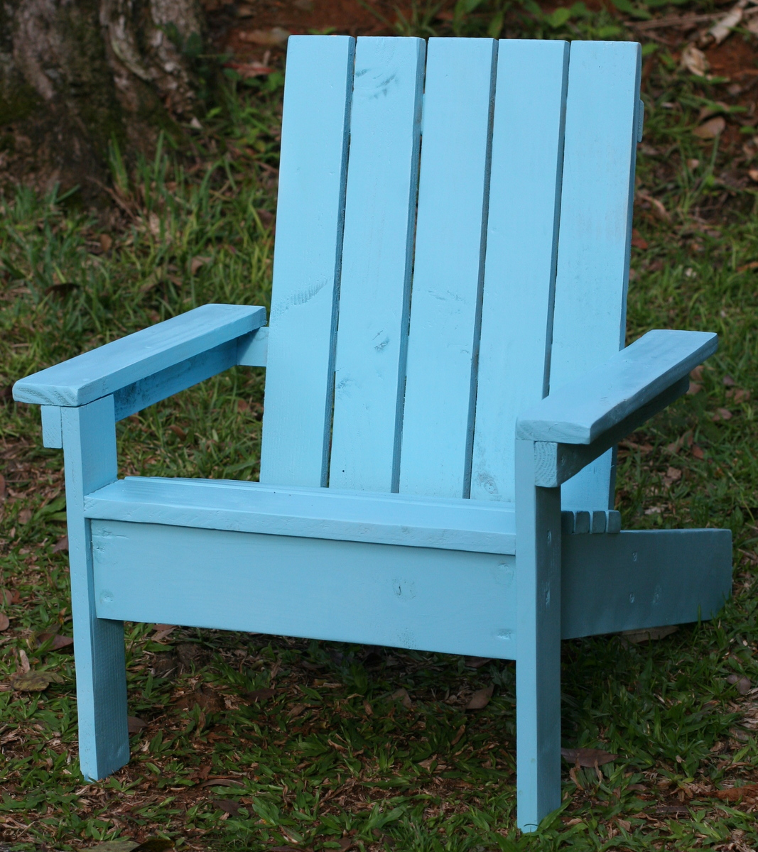 plans for adirondack chair circular lounge ana white kids diy projects
