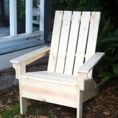 Adirondack Chair Diy Ana White Leather Chairs Pottery Barn Projects