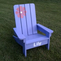 Adirondack Chair Diy Ana White Roman Situp Kids Projects
