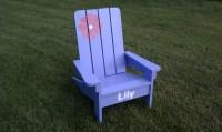 Ana White | Kids Adirondack Chair! - DIY Projects