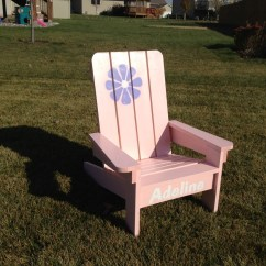 Adirondack Chair Diy Ana White Custom Covers And Linens By Yvonne Kids Projects