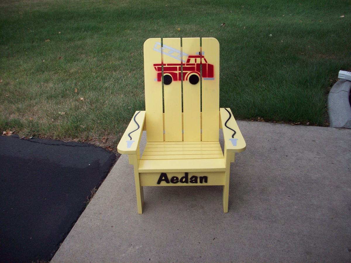 adirondack chair diy ana white xl desk kids projects